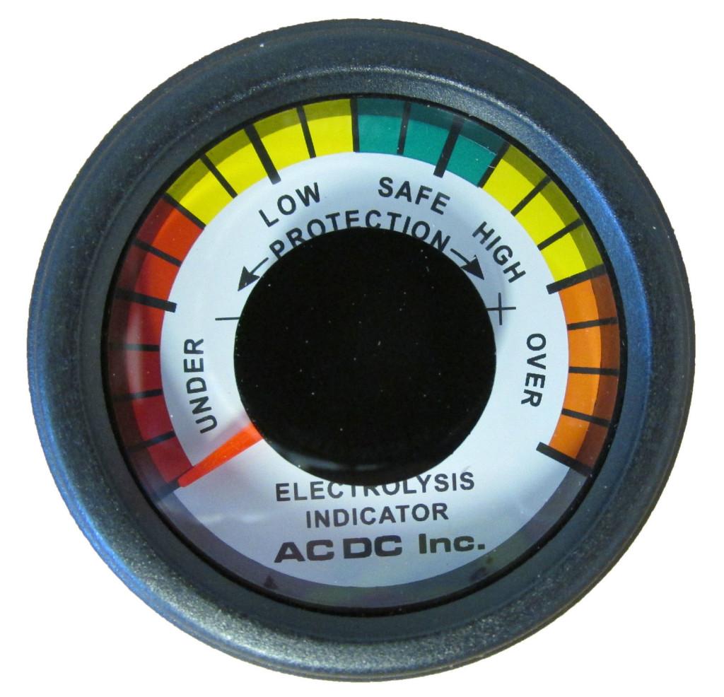 vdo marine gauges wiring diagrams nissan primera p12 audio diagram corrosion meter – ac dc marine, inc.