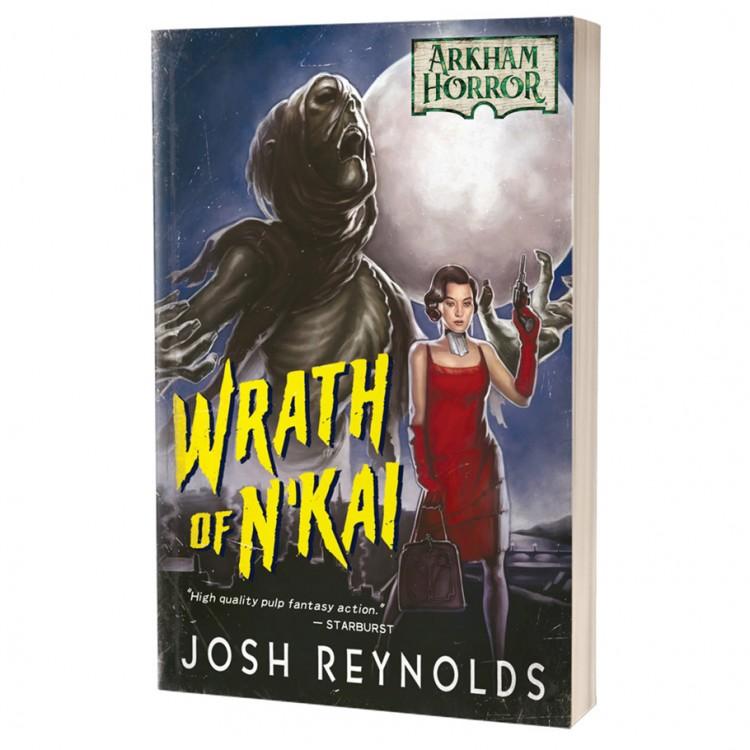 Arkham Horror: WRATH of N'KAI (Novel)