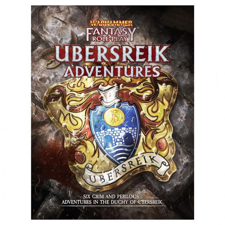WHF: Ubersreik Adventures