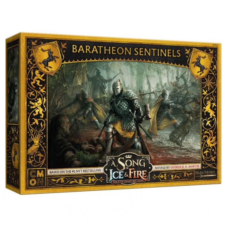 ASoIaF: Baratheon Sentinels