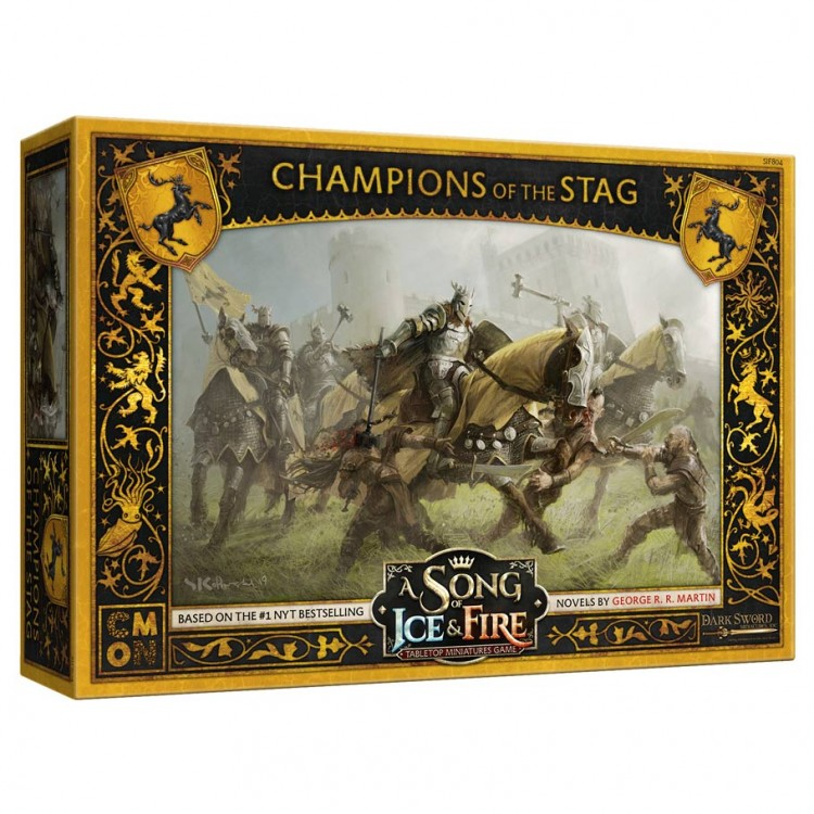 ASoIaF: Champions of the Stag
