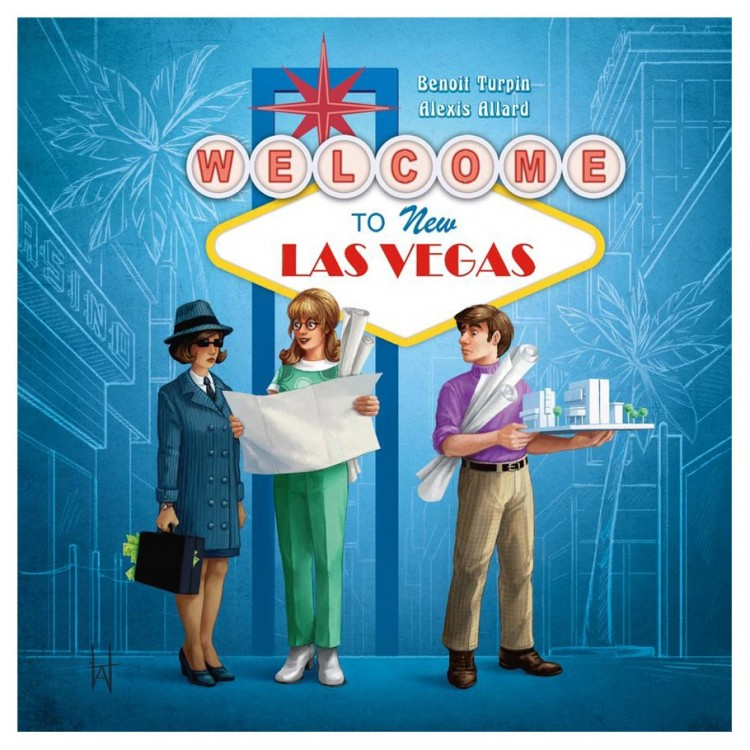 Welcome to… New Las Vegas