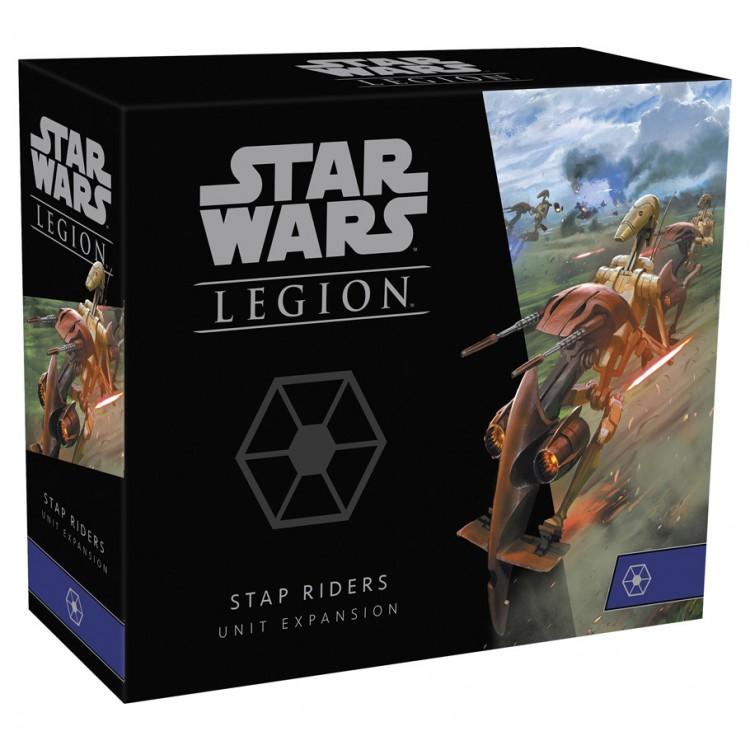 SW Legion: STAP Riders Unit Exp