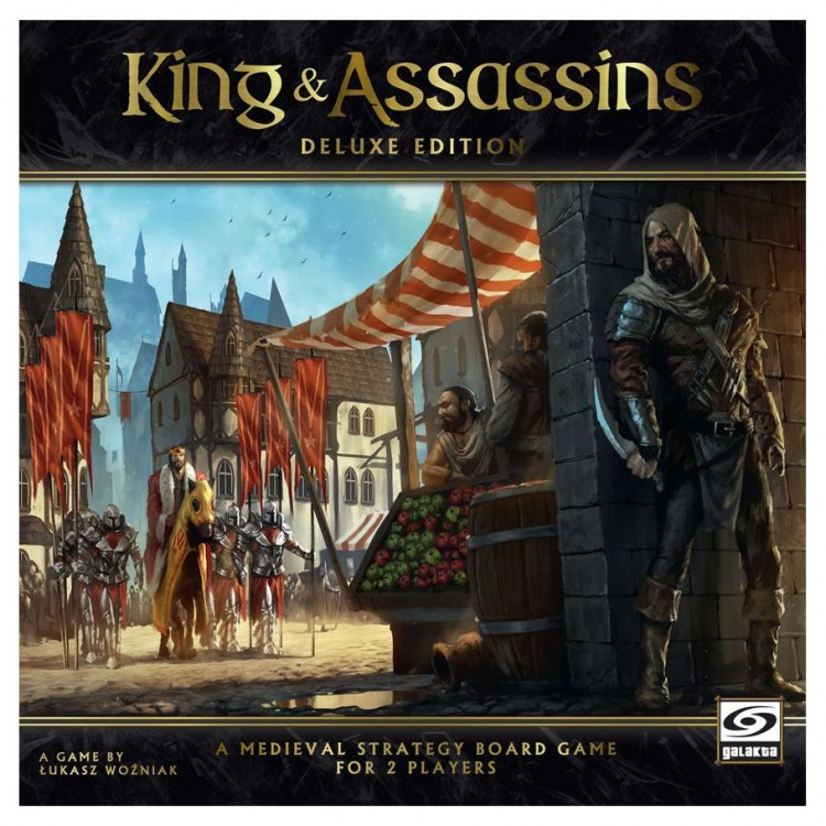 King & Assassins: Deluxe Edition