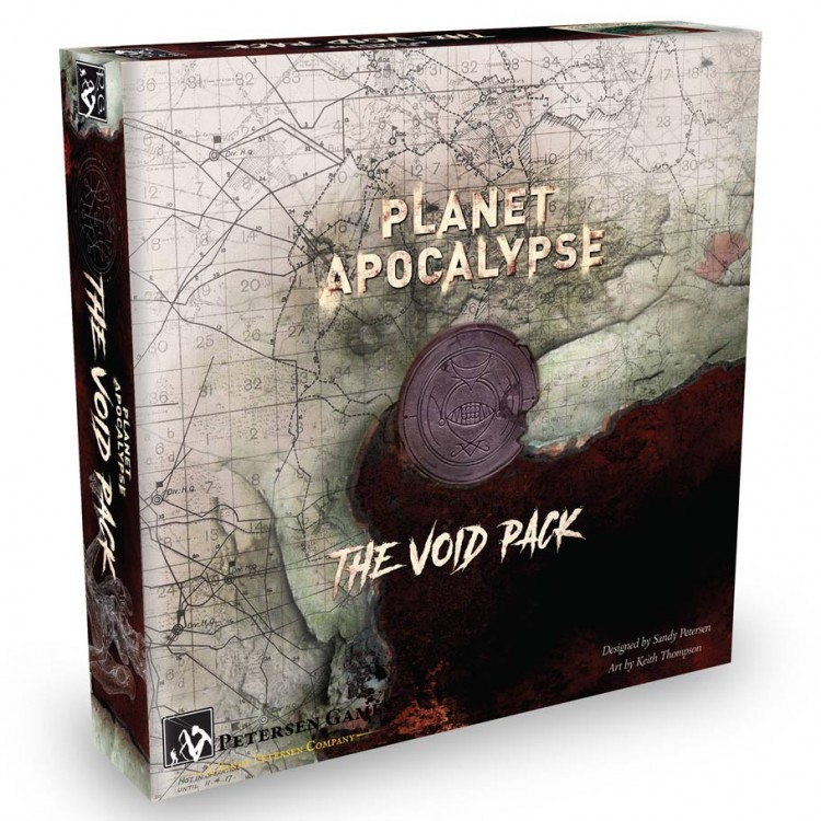 Planet Apocalypse: Void Pack Expansion