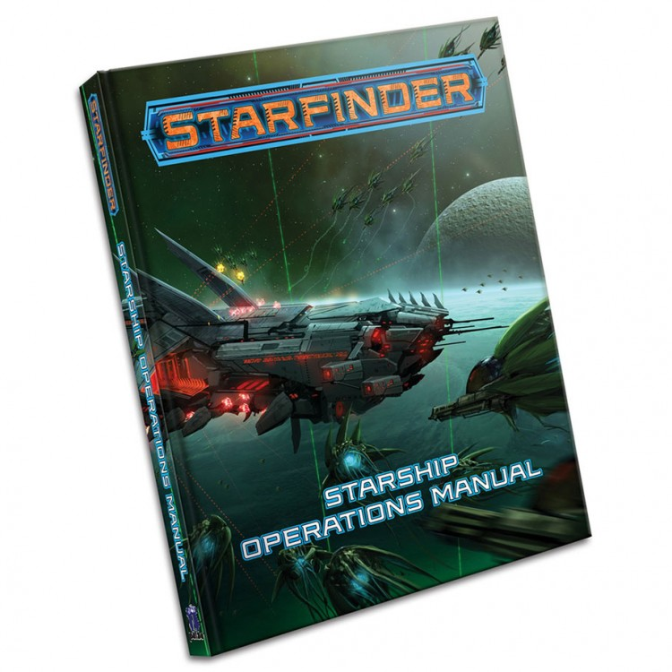 SFRPG: Starship Operations Manual