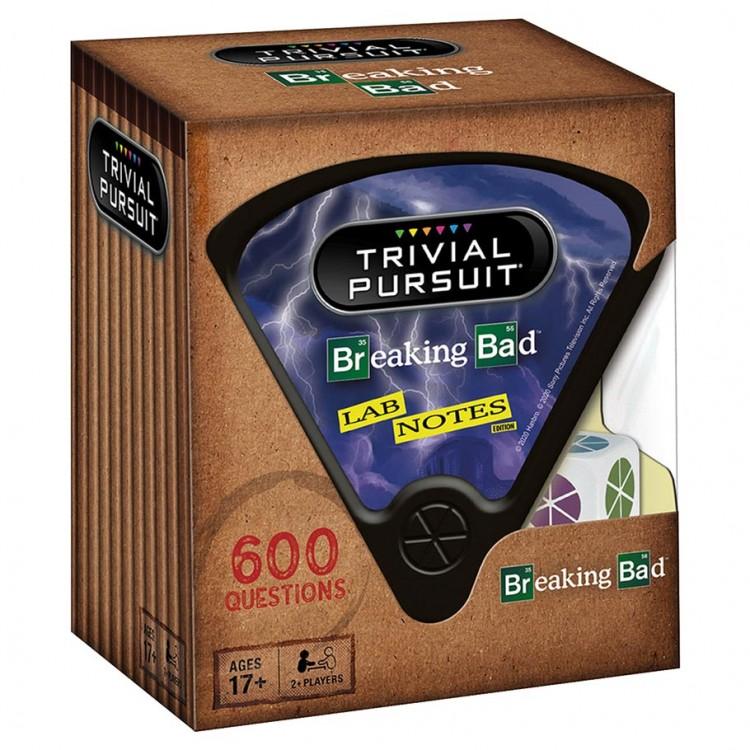 Trivial Pursuit: Breaking Bad
