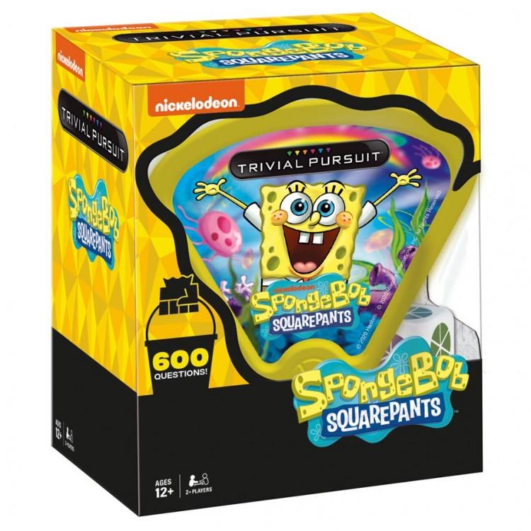 Trivial Pursuit: SpongeBob
