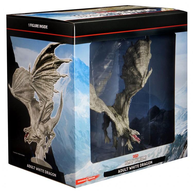 D&D: IR: Prem: Adult White Dragon