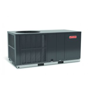 Goodman 20 Ton 14 SEER Heat Pump Package Unit Horizontal  GPH1424H41  Goodman 13 SEER Self