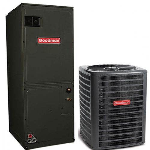 small resolution of goodman 2 0 ton 16 seer cooling only split system
