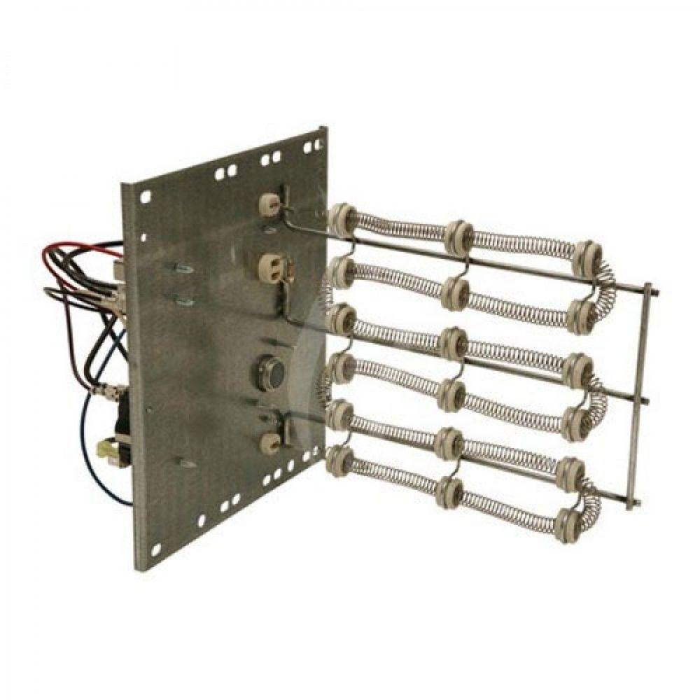 medium resolution of 5 kw rheem rxbh electric strip heater with circuit breaker