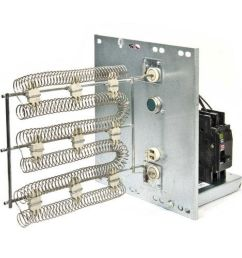 8 kw goodman hkr 08 electric heat kits for air handlers and packaged electric units [ 1200 x 1200 Pixel ]