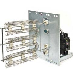 25kw goodman hksc25xc electric heat kit w breaker for air handlers [ 1200 x 1200 Pixel ]