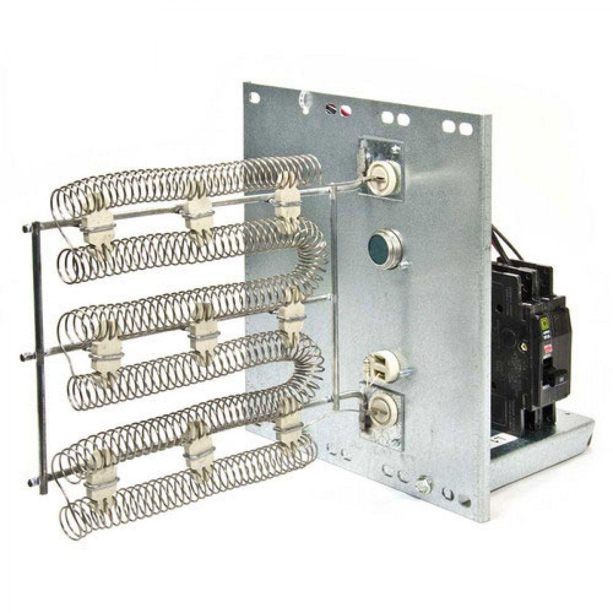 hight resolution of 25kw goodman hksc25xc electric heat kit w breaker for air handlers