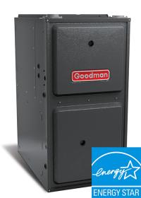 Goodman 96% 100,000 BTU GMEC96 Two Stage Natural Gas ...