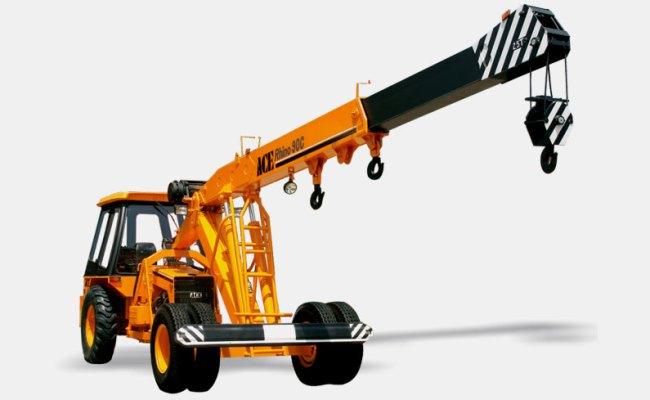 Hydra Cranes Manufacturer Mobile Cranes