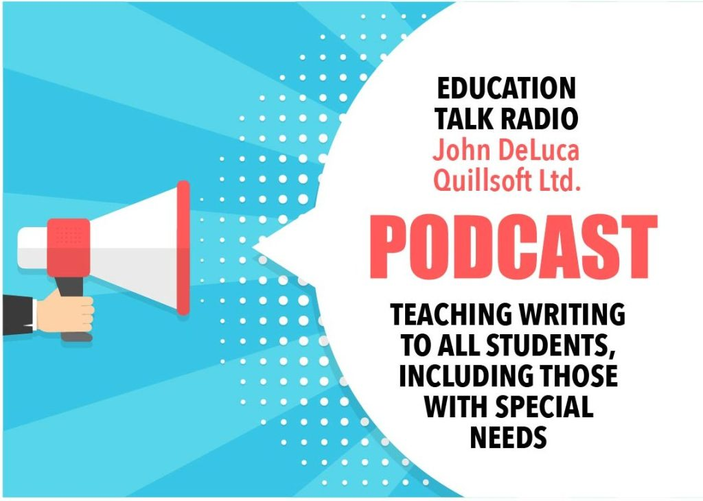 Teaching Writing to All Students, Including Those With Special Needs