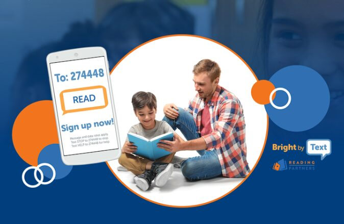 Nonprofit Launches Critical Student Support Including Literacy Tips and Activities Via Text
