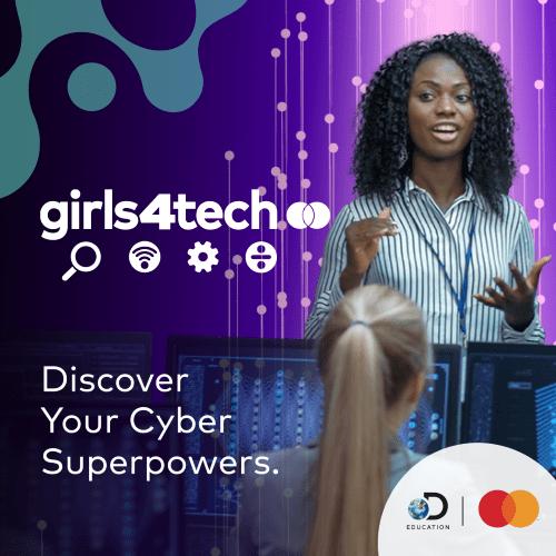 Girls4Tech™ Program Empowers Girls with STEM Learning