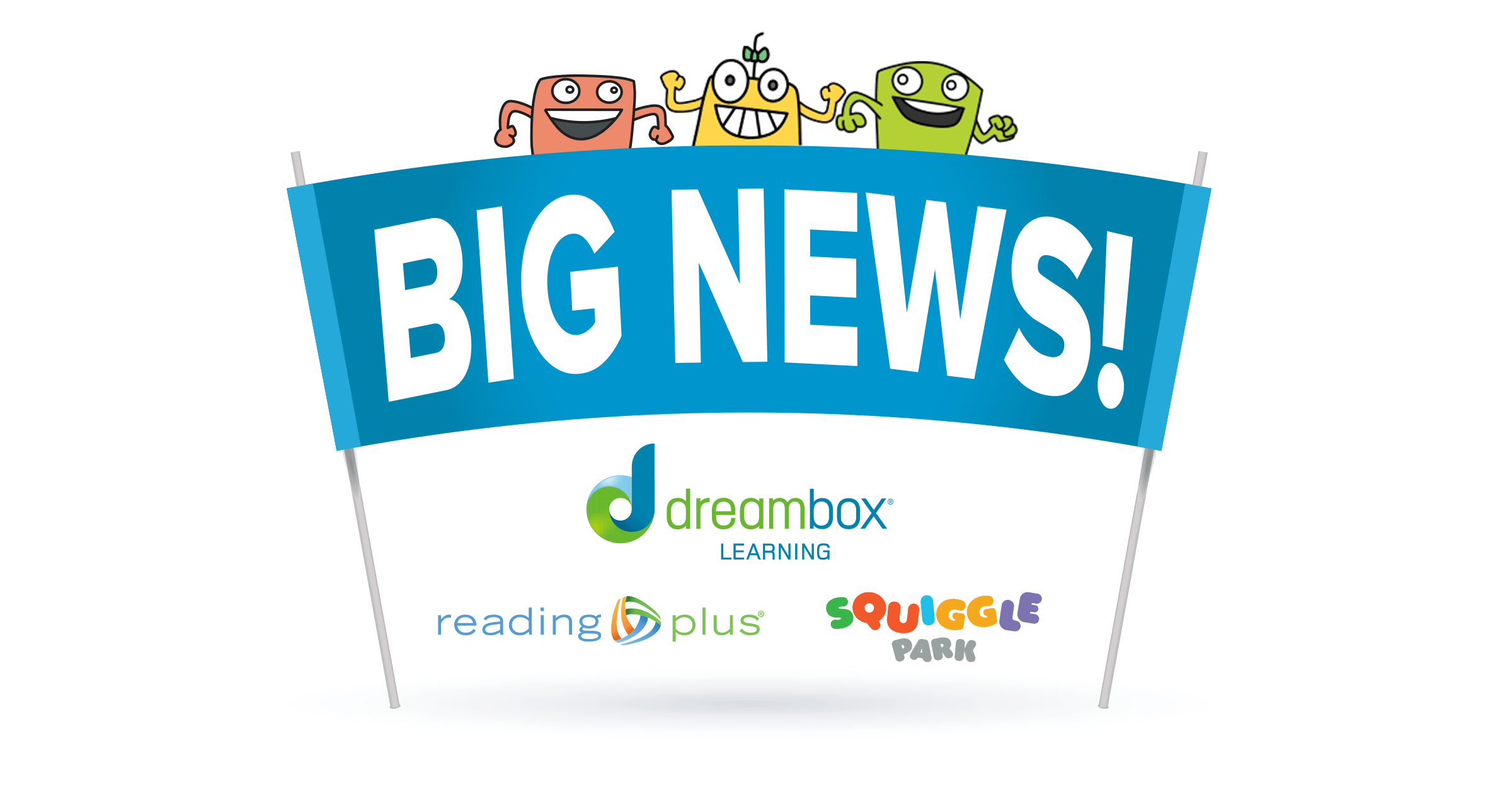 DreamBox Learning® Enters ELA Market with Acquisitions of Reading Plus® & Squiggle Park