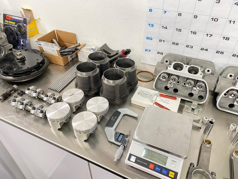 ACE Racing VW Aircooled IDA motor