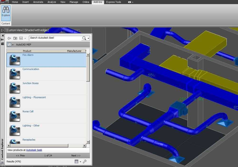 medium resolution of use autocad content explorer to quickly search for design files objects and content