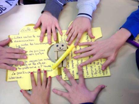 l'ACE soutient la journée nationale de lutte contre le harcèlement scolaire