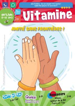 Un numéro dédié à Amitié sans frontières