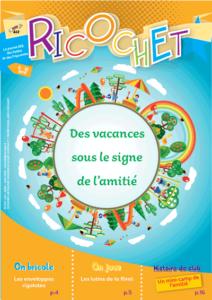 Ricochet - revues pour enfants