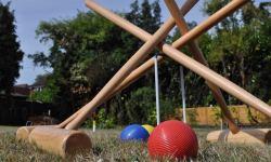 Jeux traditionnels de croquet