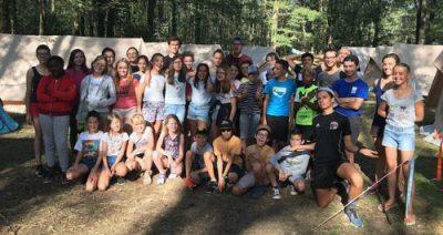 Camp d'été pour enfant ACE 49