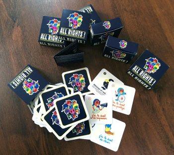 Boite de jeu de l'ACE - All rights