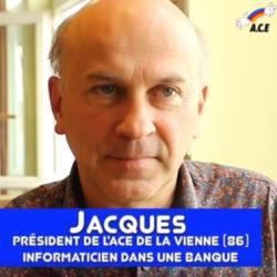 Jacques président de l'ACE86