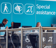Passengers Needing Special Assistance at Gatwick Airport - Ace Airport  Parking
