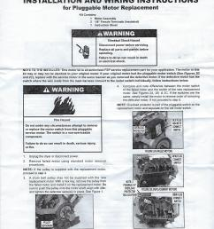 original manufacturer installation and wiring instructions maytag dryer motor replacement [ 1700 x 2200 Pixel ]