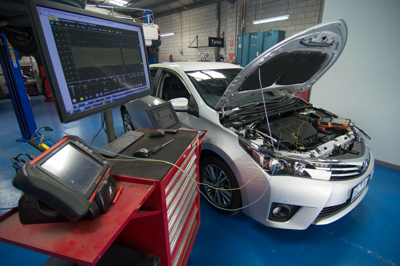 Auto-Electrical & Diagnostics