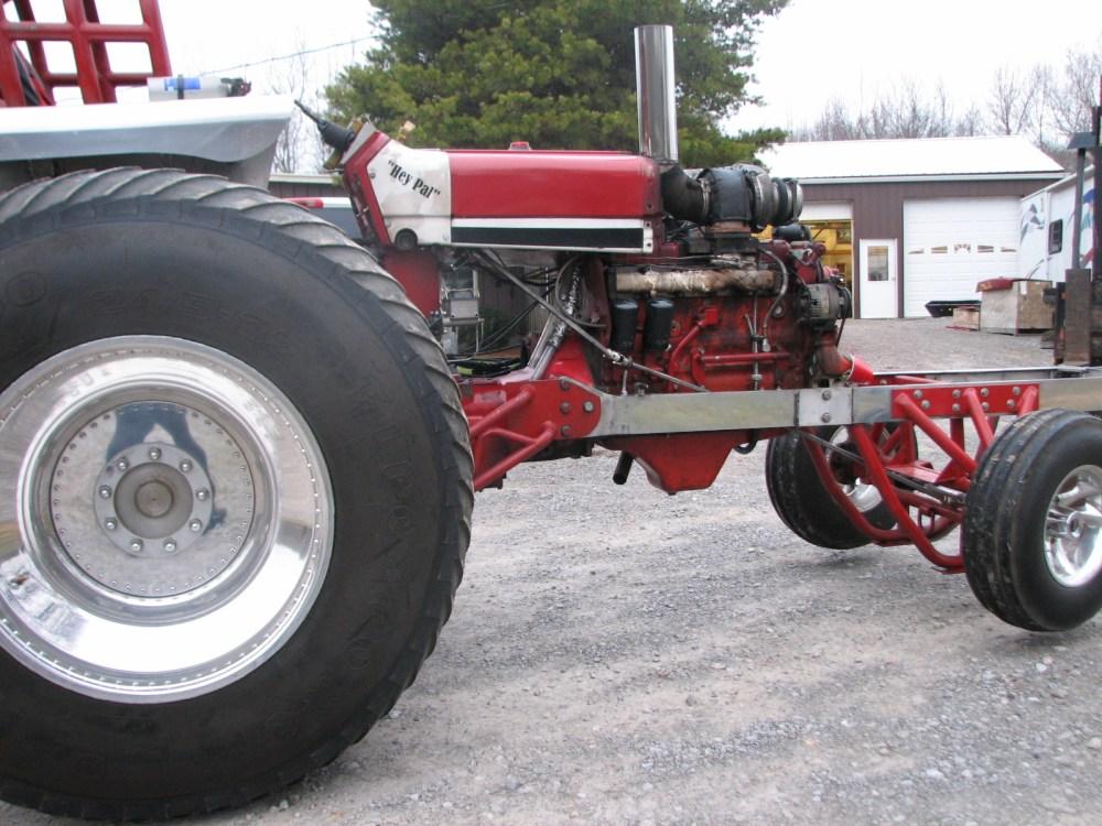 medium resolution of 1066 slide douglas aluminum wheels pulling pulling tractor diagram
