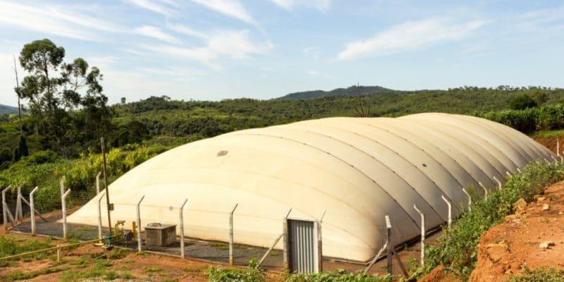 Leçons apprises de l'innovation de production du biogaz à base de jacinthes d'eau et de biodéchets ménagers