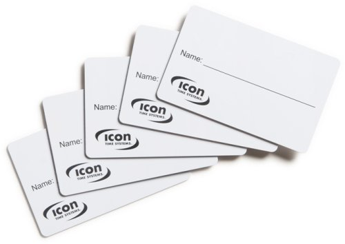 Proximity Cards for the SB-100 PRO Employee Time Clock