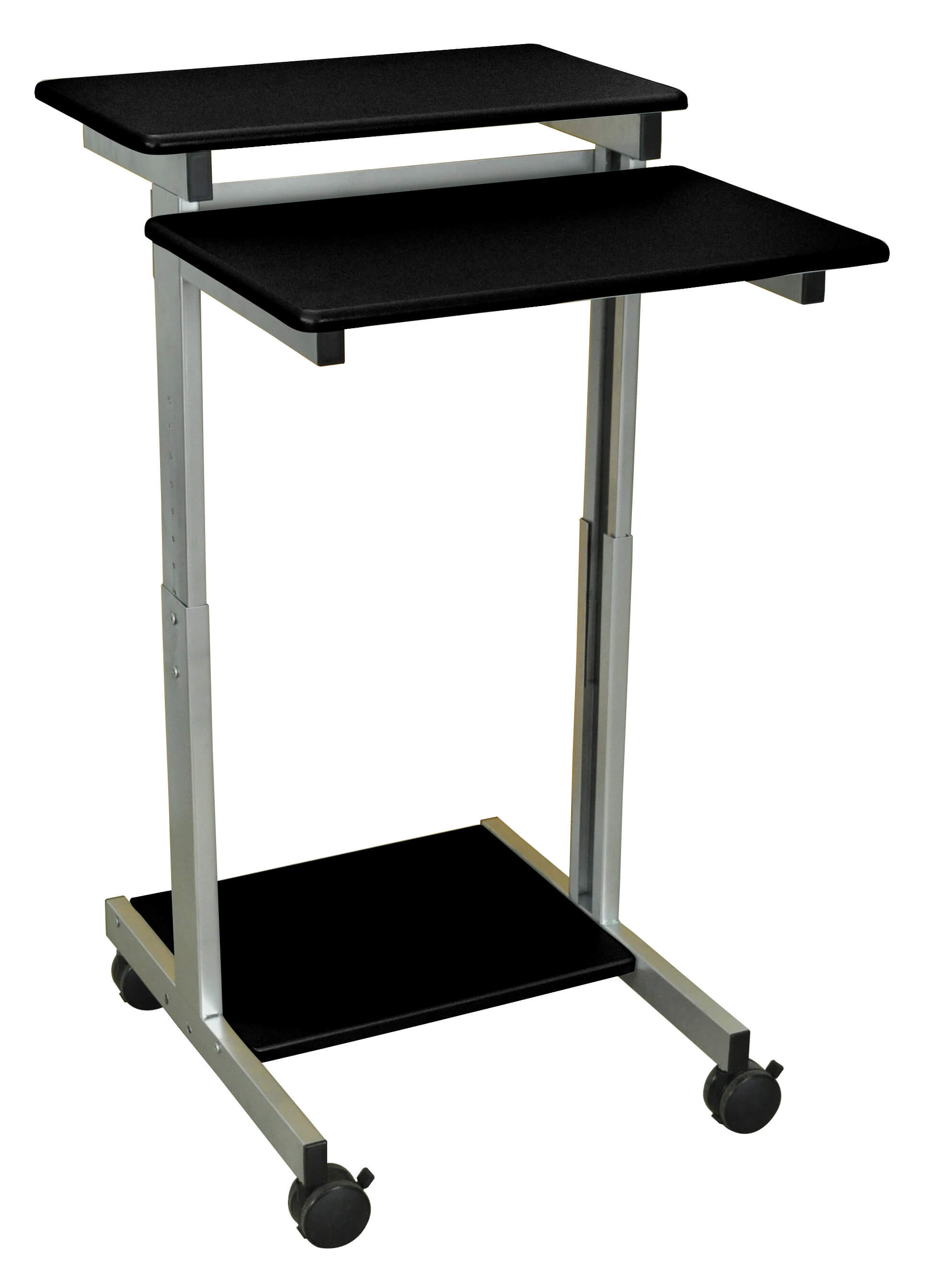 Luxor 24 Adjustable Stand Up Desk Model Number STANDUP24B