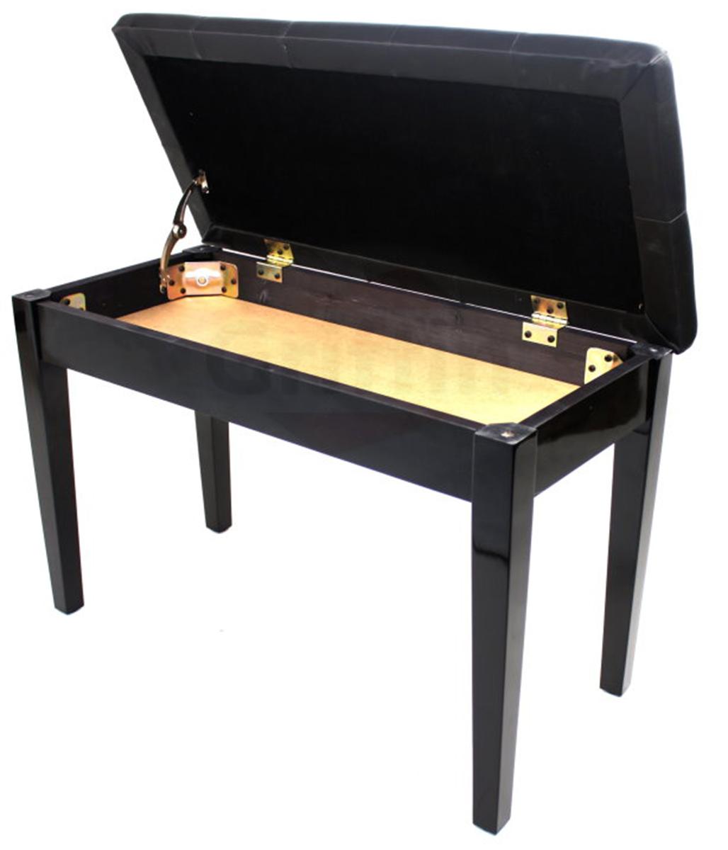 Piano Bench Plans Storage