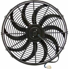 Electric Fan Brands How To Make A Tree Diagram 16 Quot Heavy Duty Radiator 3000 Cfm Brand New