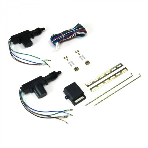 small resolution of 1931 1950 chevy power door lock kit no remotes electric hot rod street rat v8