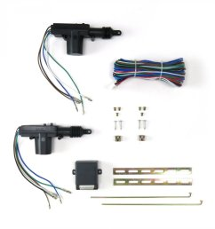 1954 1966 buick power door lock kit no remotes electric 50s 60s v8 gm hot rod [ 1500 x 1500 Pixel ]