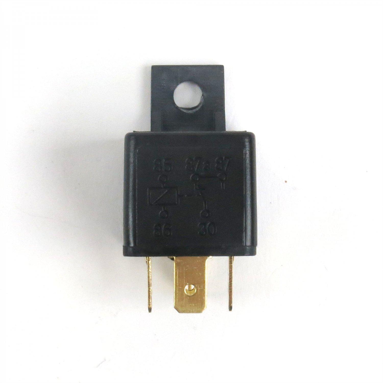 30 Amp Auto Relay Wiring Diagram Automotive Relays 12 Volt Wiring