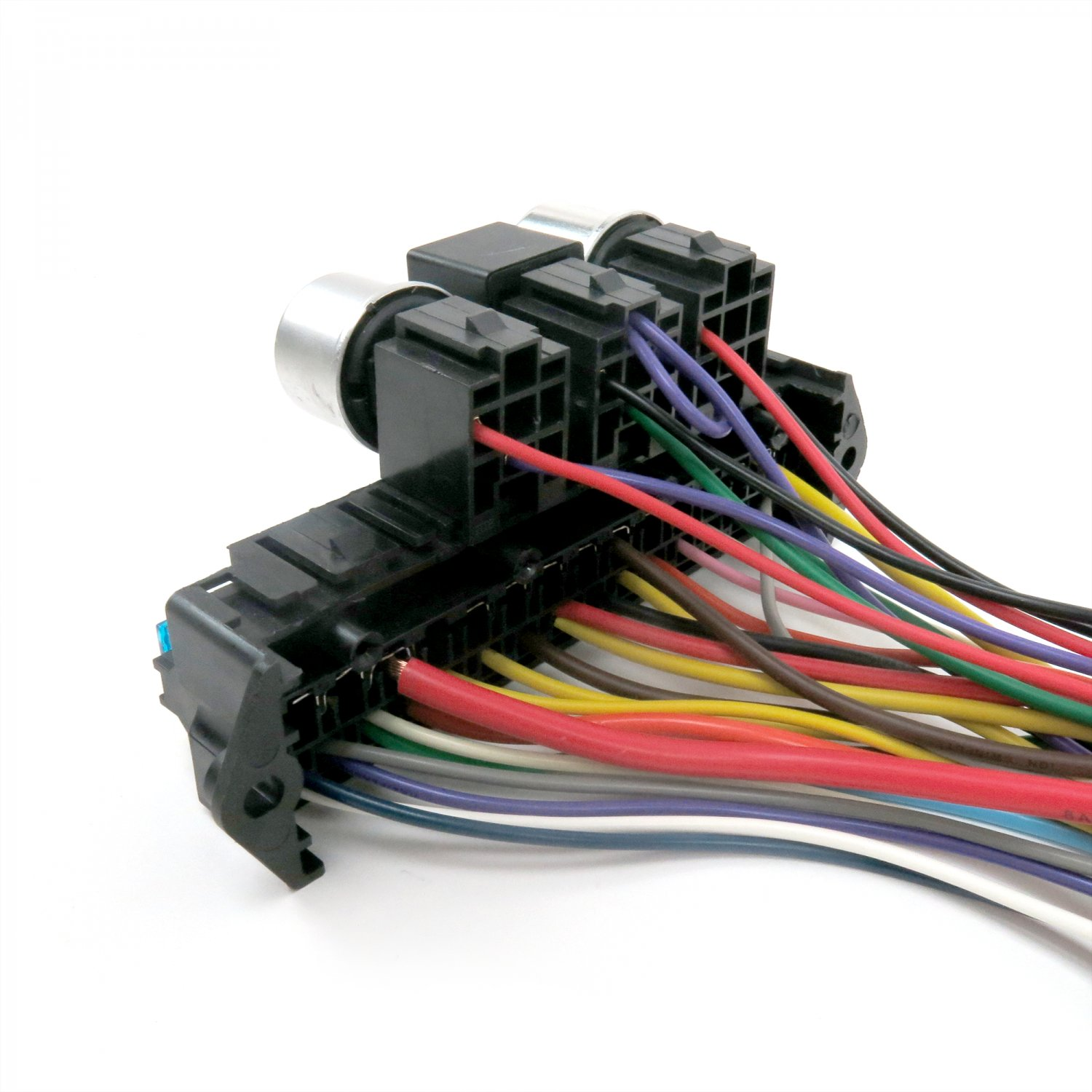 hight resolution of 1963 1974 dodge mopar wire harness upgrade kit fits painless new compact fuse