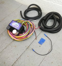 12v 18 circuit 12 fuse universal wiring harness kit 1953 buick 1946 pontiac bar product description c [ 1500 x 1500 Pixel ]