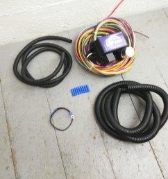 12v 18 circuit 12 fuse universal wiring harness kit 1949 pontiac 1949 pontiac wiring harness [ 1500 x 1500 Pixel ]