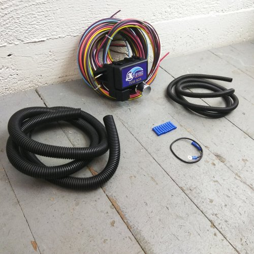 small resolution of chevy parts wiring harness with tail light harness business coupe1941 chevy wiring harness wiring diagram centre